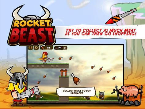 Rocket Beast screenshot 14