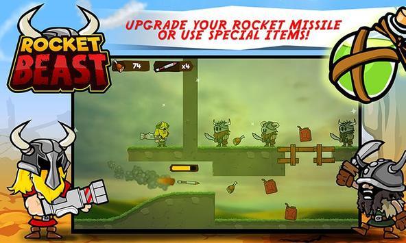 Rocket Beast screenshot 1