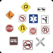 Pic Quiz: Road Signs icon