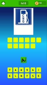 Pic Quiz: Road Signs poster