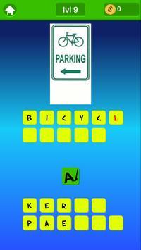 Pic Quiz: Road Signs apk screenshot