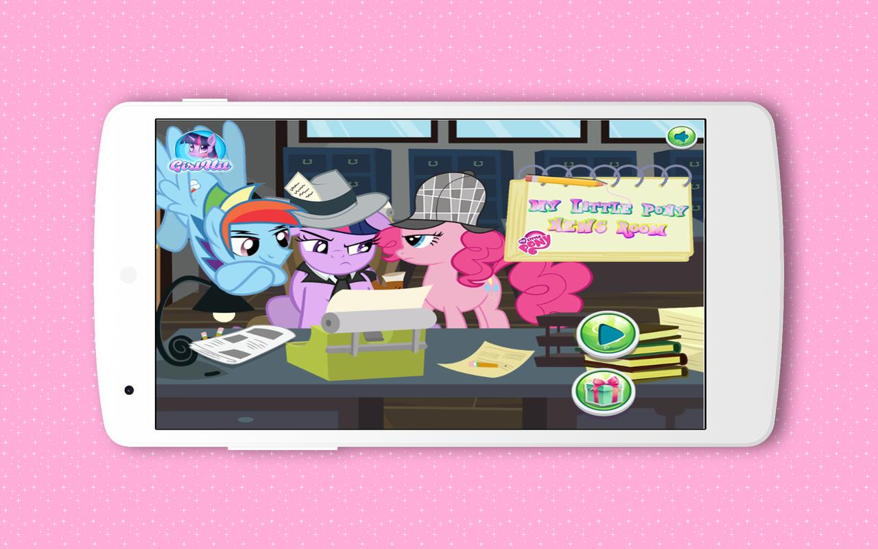 my little pony news room for android apk download