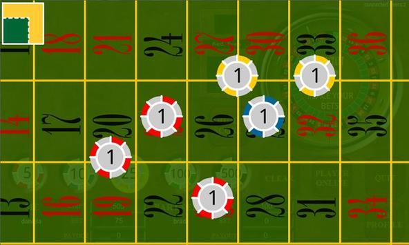 Roulette Multiplayer screenshot 1