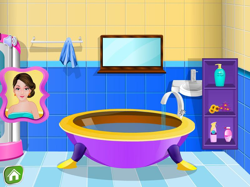 Pregnant Bathing - Girls Games For Android - Apk Download-2310