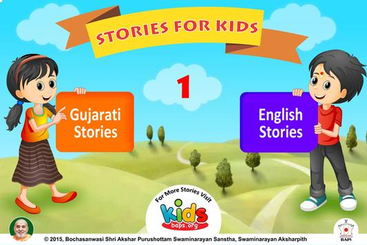 Stories for Kids 1 poster