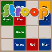 Stroop By Kiz10 icon