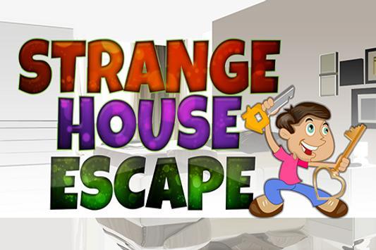 Strange House Escape poster