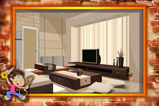 Strange House Escape apk screenshot
