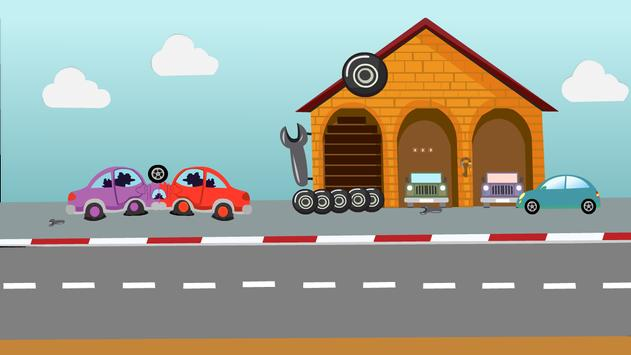 Street Car Escape apk screenshot