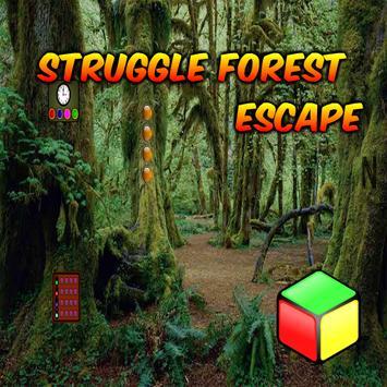Struggle Forest Escape poster