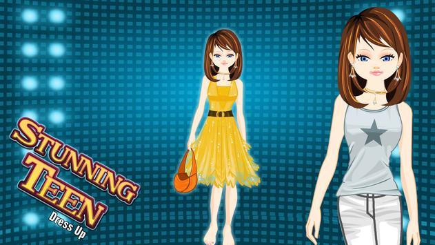 Stunning Teen Girl Dress up screenshot 6