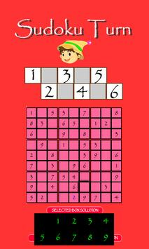 Sudoku Turn poster