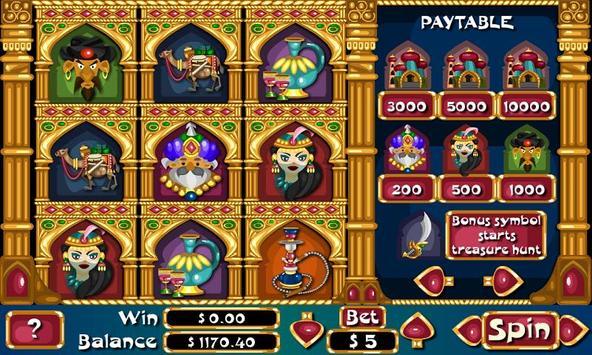 Sultan of Slots screenshot 3