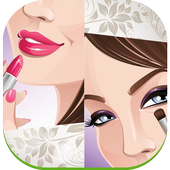 SuperStar Makeover And Fashion icon