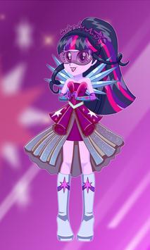 New Twilight Sparkle Dress Up apk screenshot