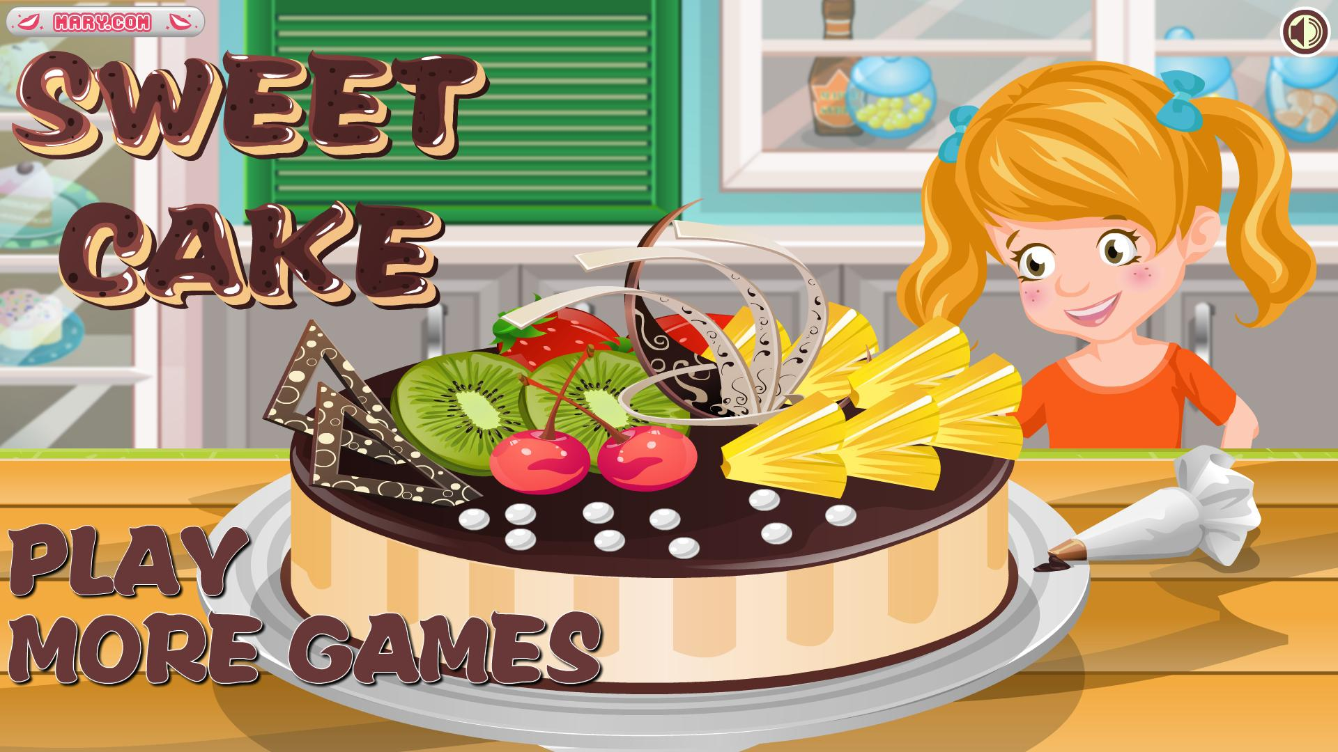 Cool Sweet Cake Cooking Game For Android Apk Download Funny Birthday Cards Online Eattedamsfinfo