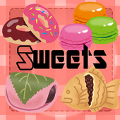 Sweets Pelmanism icon