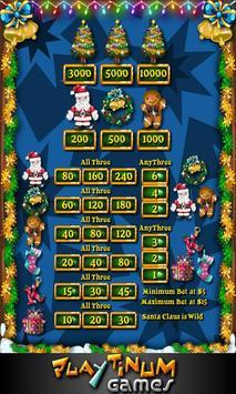 Santa's Christmas Slots apk screenshot