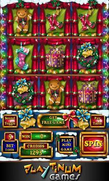 Santa's Christmas Slots poster
