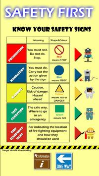 Safety Signs for Kids screenshot 13