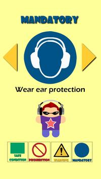 Safety Signs for Kids screenshot 17
