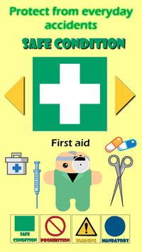 Safety Signs for Kids screenshot 4