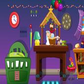 Santa Gift Bag Escape icon