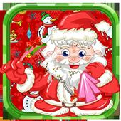 Santa Claus Games: Facial Spa icon