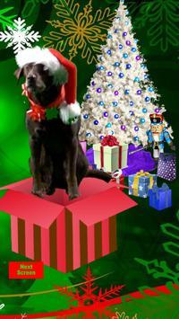 THE SANTA DOG NEW YEARS APP screenshot 1