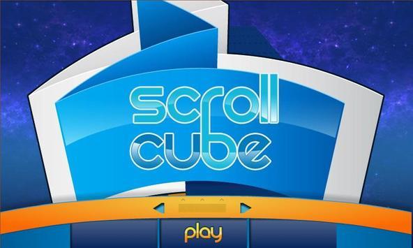 ScrollCube poster