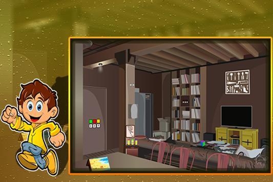 Self Contained Room Escape apk screenshot