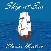 Ship at Sea - Murder Mystery icon