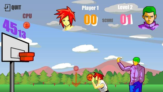 Basketball Shoot Out apk screenshot