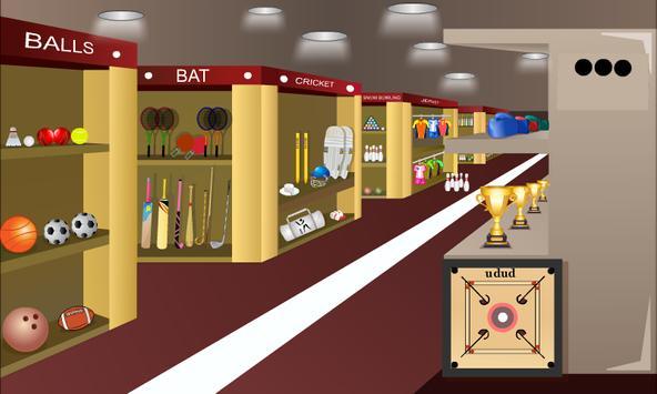 Shopping Mall Escalator Escape apk screenshot