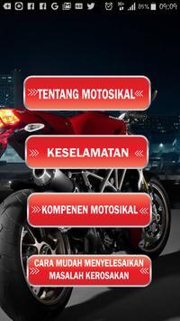 Motorsikal Kapcai poster