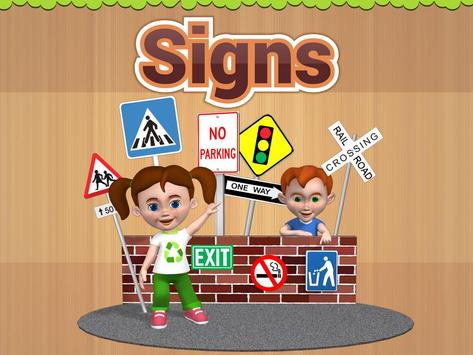 Signs - Lite Autism Series poster