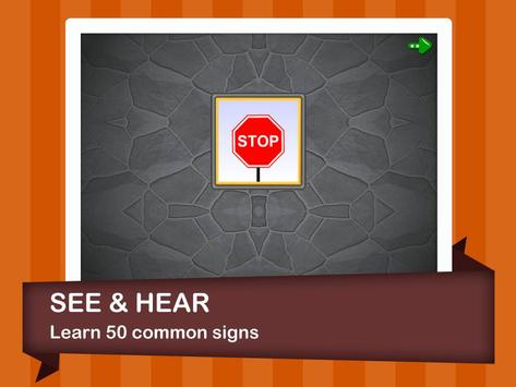 Signs - Lite Autism Series screenshot 1