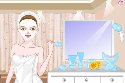 skin cleaner game 포스터