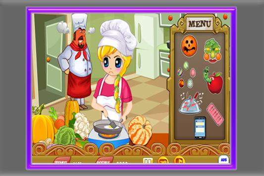 Slacking Game : Cooking Class screenshot 1