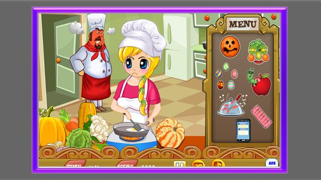 Slacking Game : Cooking Class screenshot 6