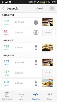 SmartLog apk screenshot