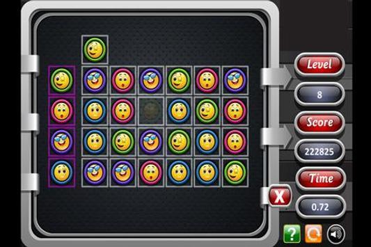 Smiley match apk screenshot