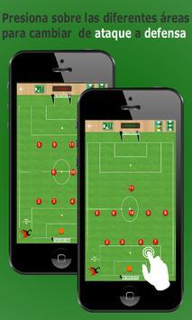 Solo ejercicios de futbol apk screenshot