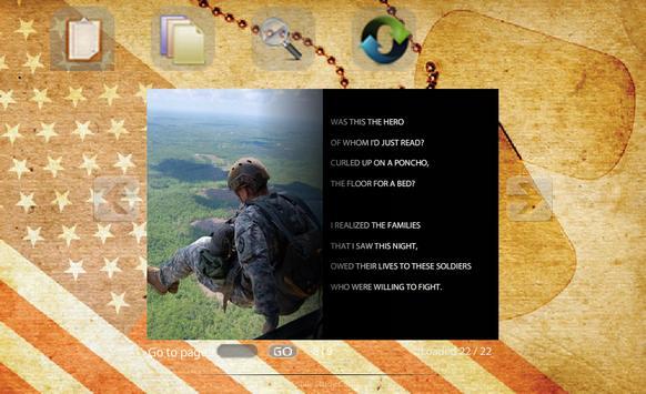 A Soldier's Night Before Xmas apk screenshot