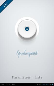 SpeakerpointLite screenshot 10