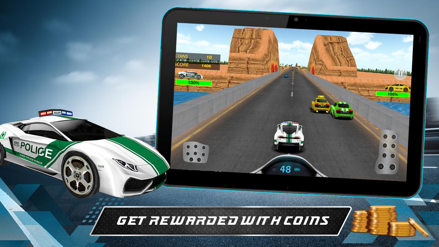 Car Chase Games: Police Chase For Android