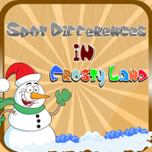 Spot Difference in Frosty Land icon
