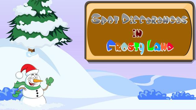 Spot Difference in Frosty Land apk screenshot