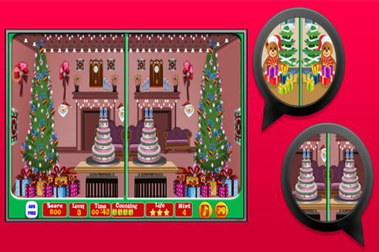 Spot The Differences:Christmas apk screenshot