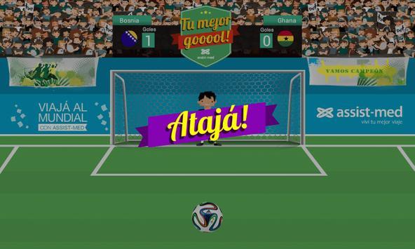 Tu mejor gol screenshot 6